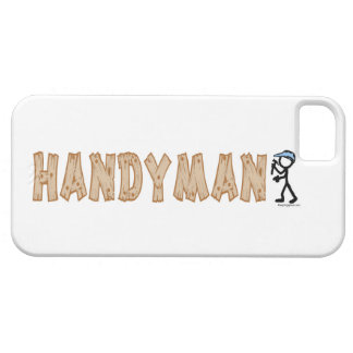 Handyman iPhone 5/5S Cover