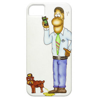 Handyman Iphone cas iPhone 5 Cover