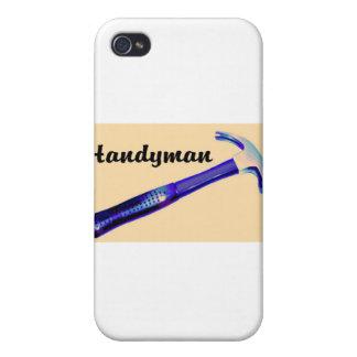 Handyman iPhone 4/4S Cases