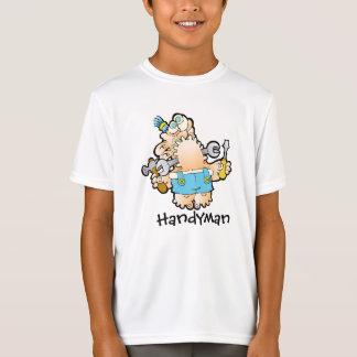 Handyman Kids Performance T-shirt