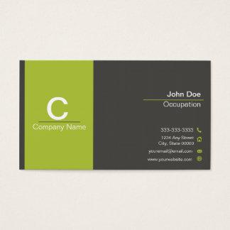 Handyman or skilled trade business card