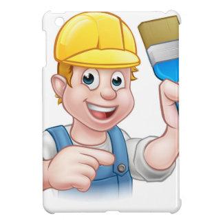Handyman Painter Decorator With Paintbrush Case For The iPad Mini