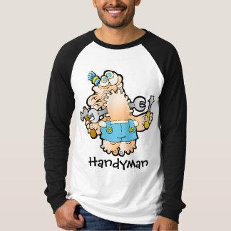 Handyman Raglan Tshirt
