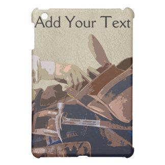 Handyman Tools Watercolor iPad Mini Cases