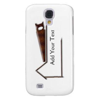 Handyman Wood Saw Business Samsung Galaxy S4 Cases
