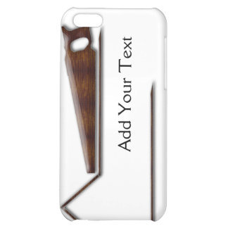 Handyman Wood Saw Business Case For iPhone 5C