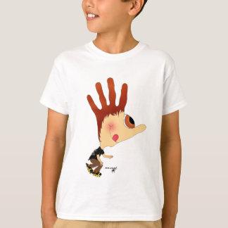 HANDzYMANS-Rollerblader T-Shirt