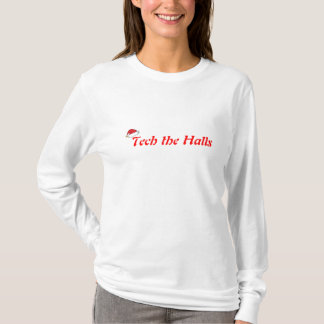 Hanes Tech the Halls T-shirt