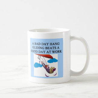hang glider's delight coffee mug