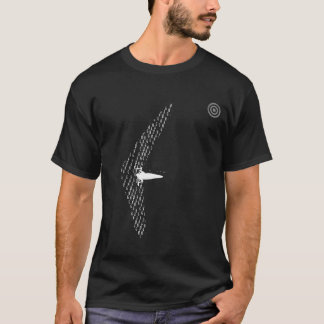 HANG GLIDING LETTERS T-Shirt