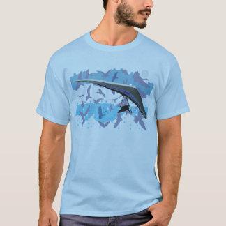 HANG GLIDING pontocentral Birds T-Shirt