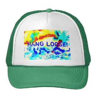 Hang Loose!! Mesh Hats