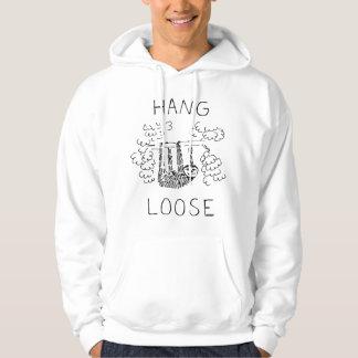 Hang Loose Sloth Hoodie