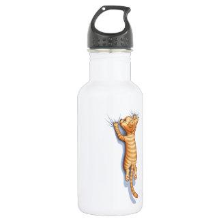 Hang On Kitteh 532 Ml Water Bottle