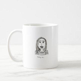 Hang on mug