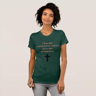 Hang onto God T-Shirt