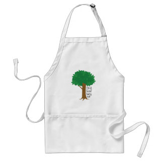 Hang out aprons