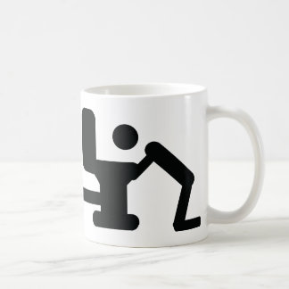 hang over icon coffee mug