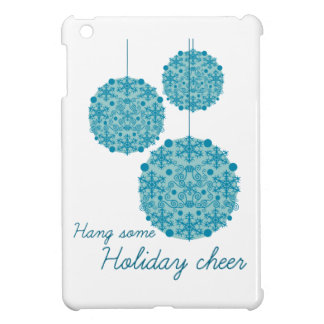 Hang Some Holiday Cheer Case For The iPad Mini