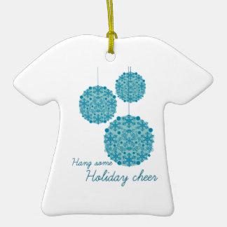 Hang Some Holiday Cheer Christmas Ornaments