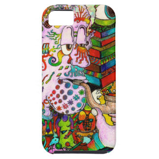 """""""Hang-Thinking Accident"""" original art by bbqshoes Case For The iPhone 5"""