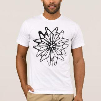 Hang Tight, Snowflake Hangers T-Shirt