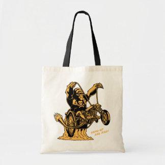 Hang Up & Ride! Tote Bag