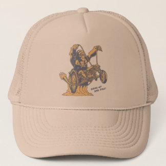 Hang Up & Ride! Trucker Hat