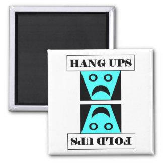 Hang Ups/Fold Ups - Laundry Magnet