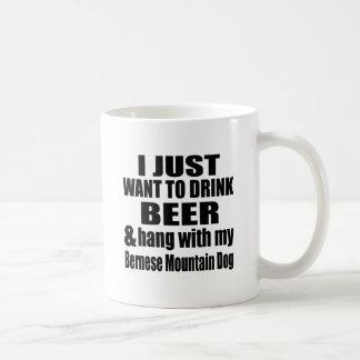 Hang With My Bernese Mountain Dog Coffee Mug