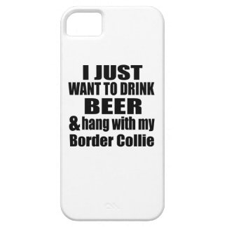 Hang With My Border Collie iPhone 5 Cover