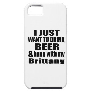 Hang With My Brittany iPhone 5 Covers