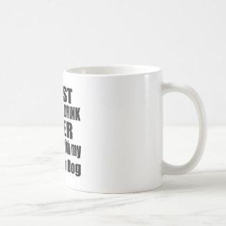 Hang With My Canaan Dog Coffee Mug