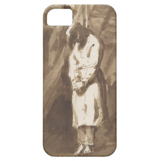 Hanged Man Barely There iPhone 5 Case
