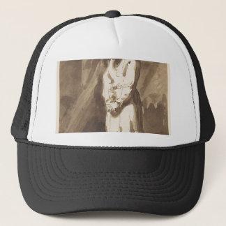 Hanged Man Trucker Hat