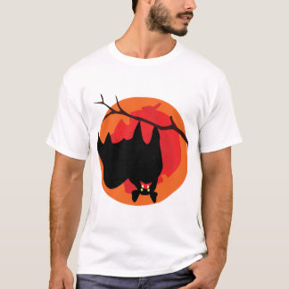 Hanging Bat Tshirt