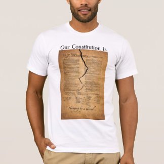 Hanging by a Thread T-Shirt