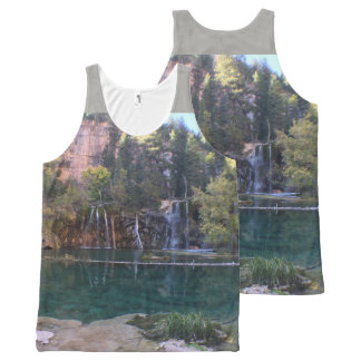 Hanging Lake All-Over Print Singlet