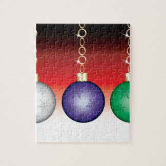 Hanging Ornament Design Jigsaw Puzzle