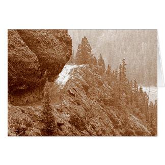 Hanging Rock Card