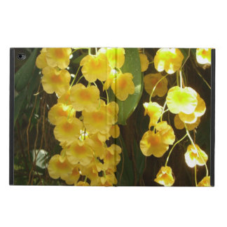Hanging Yellow Orchids Tropical Flowers Powis iPad Air 2 Case