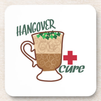 Hangover Cure Drink Coaster