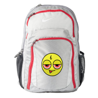 Hangover Face Backpack