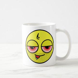 Hangover Face Coffee Mug