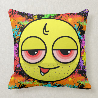 Hangover Face Cushion