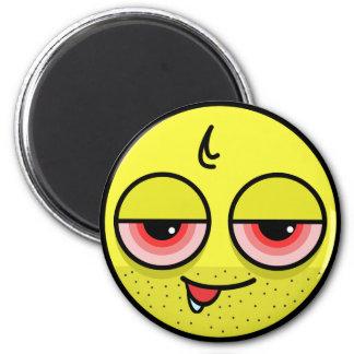 Hangover Face Magnet
