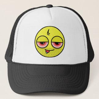 Hangover Face Trucker Hat