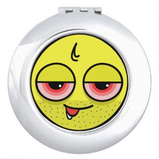 Hangover Face Vanity Mirror