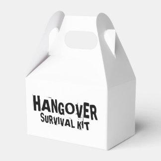 """""""Hangover Survival Kit"""" Favour Box"""