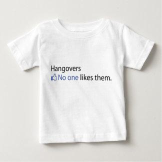 Hangovers - No One Likes Them T Shirt